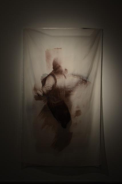, 'A donde va la Furia 6,' 2016, Diana Lowenstein Gallery
