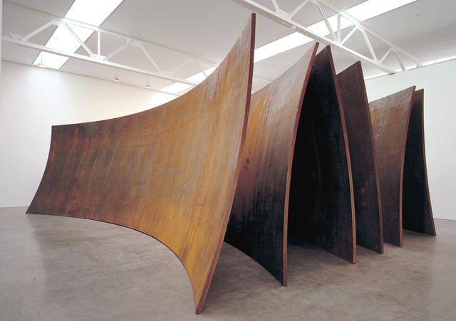 richard serra 393 artworks bio shows on artsy. Black Bedroom Furniture Sets. Home Design Ideas