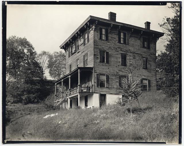, 'Palisade Avenue, No. 2505.  Spuyten Duyvil, Bronx.,' 1935, The Old Print Shop, Inc.
