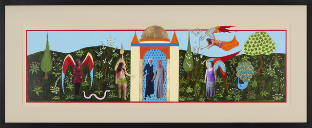 , 'CENNET KAPISI / THE DOOR OF HEAVEN,' 2011, RAMPA