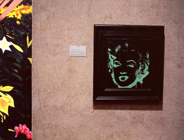 , 'Untitled (Marilyn),' 1991, Steven Kasher Gallery