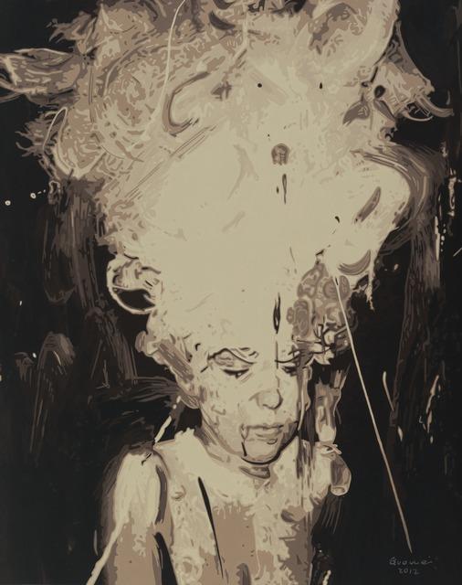 , 'Medusa,' 2012, K. Gallery