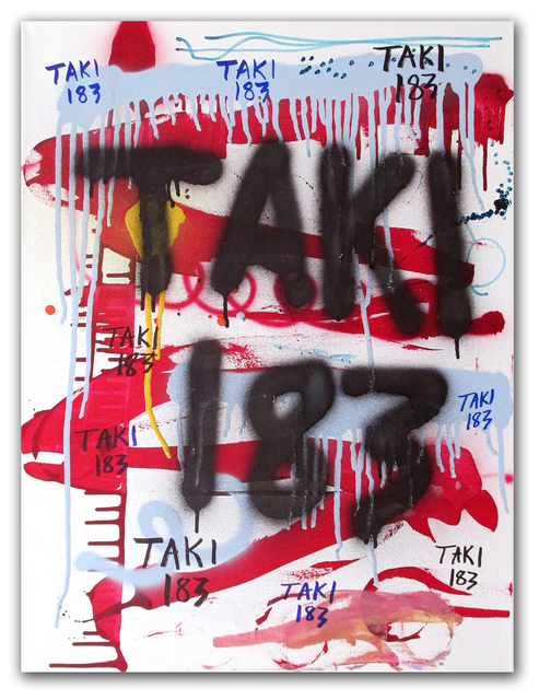 TAKI 183, 'Untitled', 2013, Gastman