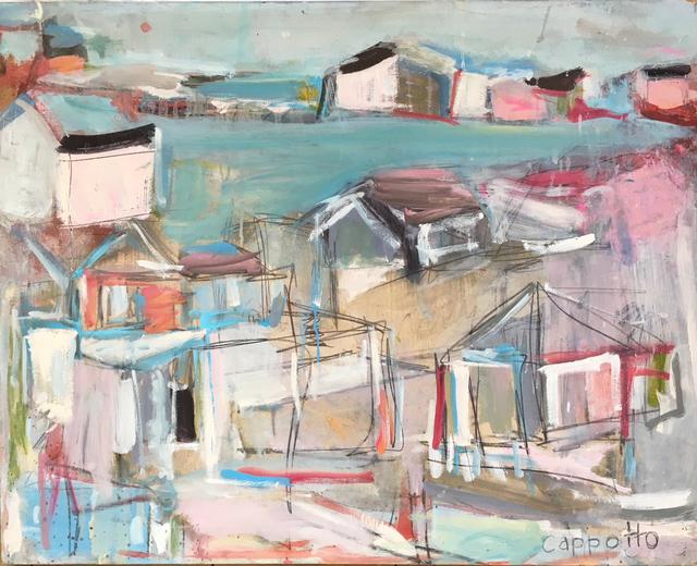 , 'North Light,' 2018, AMP: Art Market Provincetown