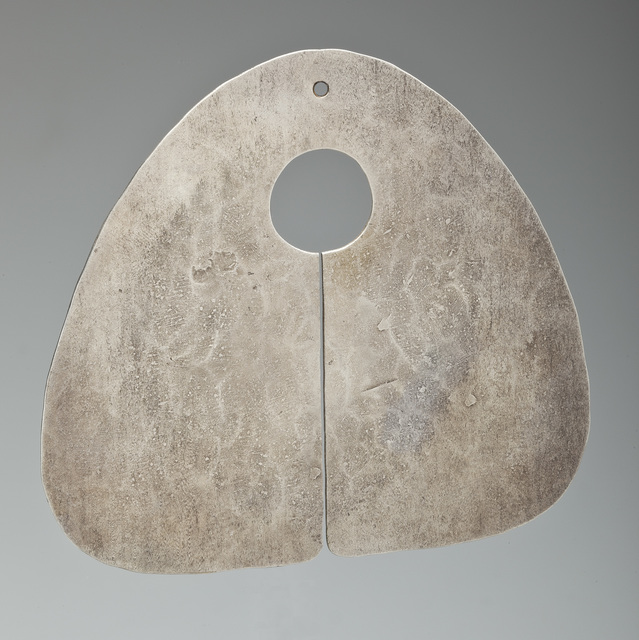 ", '""Gong"" pendant,' ca. 1960, Museum of Arts and Design"