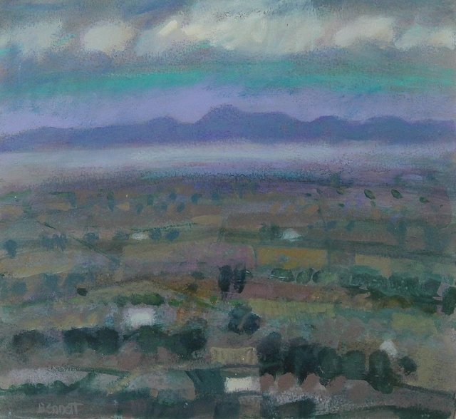 , 'Across The Solway,' , Castlegate House Gallery