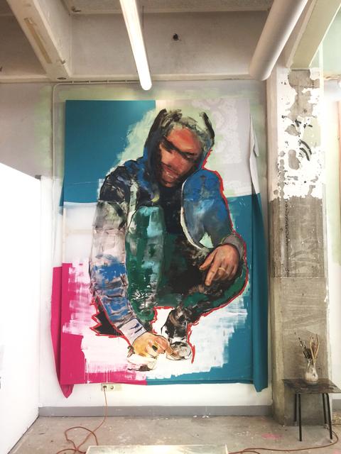 , 'ME,' 2017, Galerie Bart