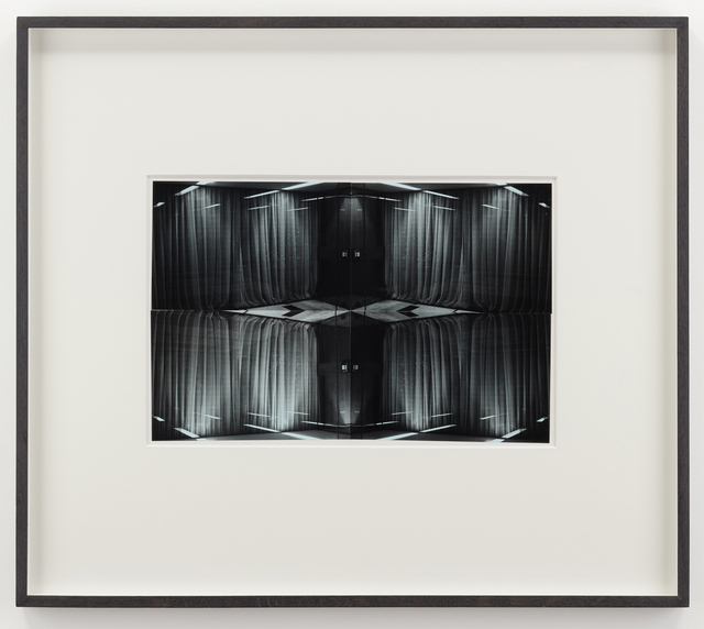 , 'Fugitive Space 1,' 1982, Parafin