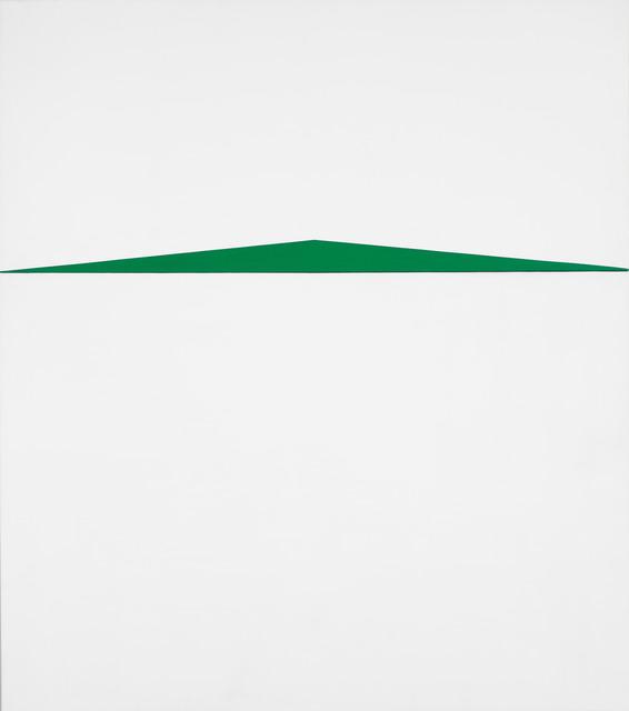 , 'Blanco y Verde,' 1959, Whitney Museum of American Art