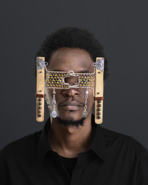 , 'Mali Ya Mfalme, Macho Nne | Caribbean Lango (Caribbean Gate),' 2016, SMAC ART GALLERY