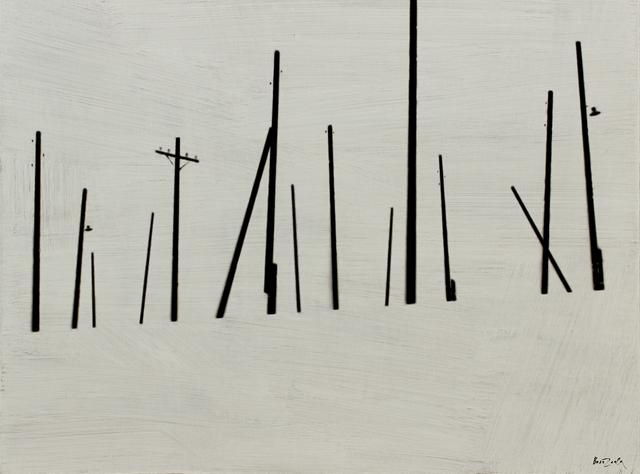, 'Pillars,' 2016, 11.12 Gallery