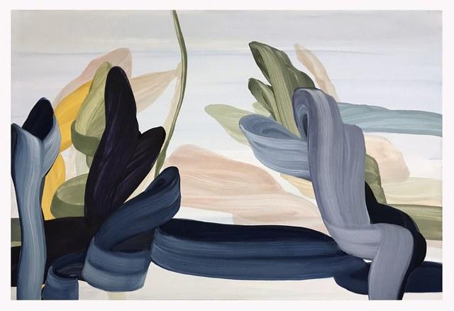 , 'Darmian,' 2016, Galleria Doris Ghetta