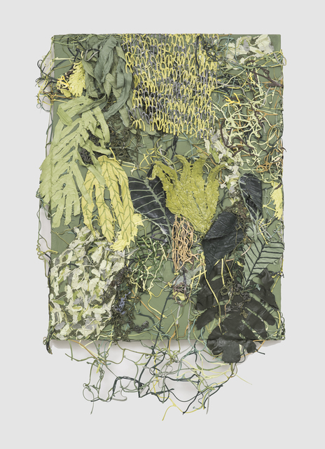 , 'Overgrowth VI,' 2018, Tyburn Gallery