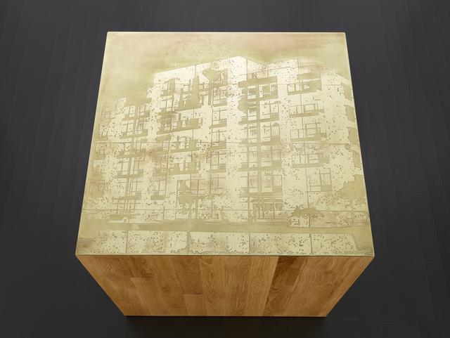 , 'Building #1,' 2014, Sandra Gering Inc