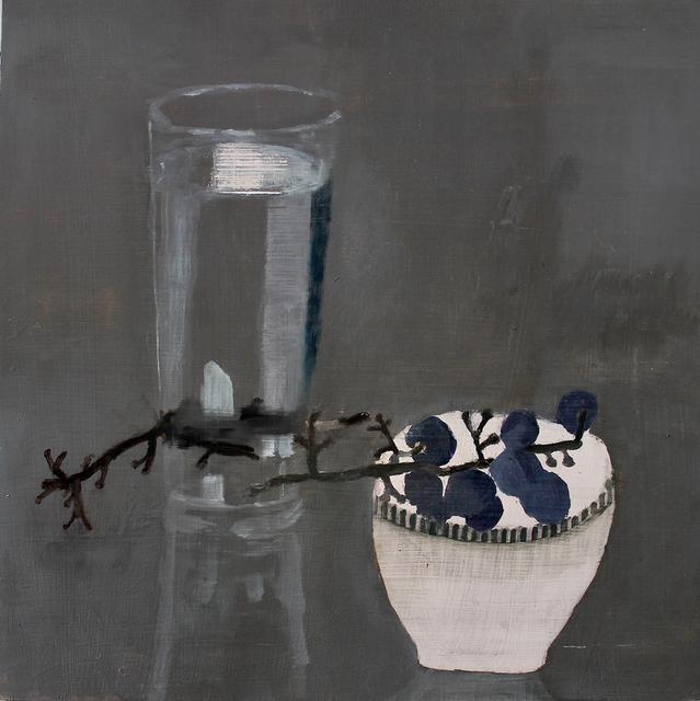 , 'Purple Grapes,' 2018, Nancy Margolis Gallery