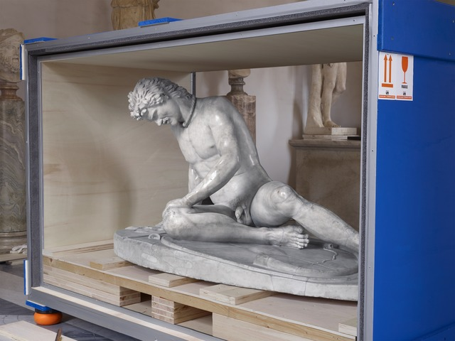 , 'The Dying Gaul,' 2014, Anglim Gilbert Gallery