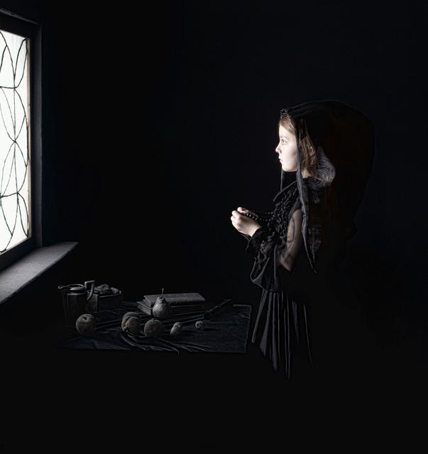 Adriana Duque, 'Black Pearl (Perlas Negras)', 2013, Photography, C-print, Zipper Galeria