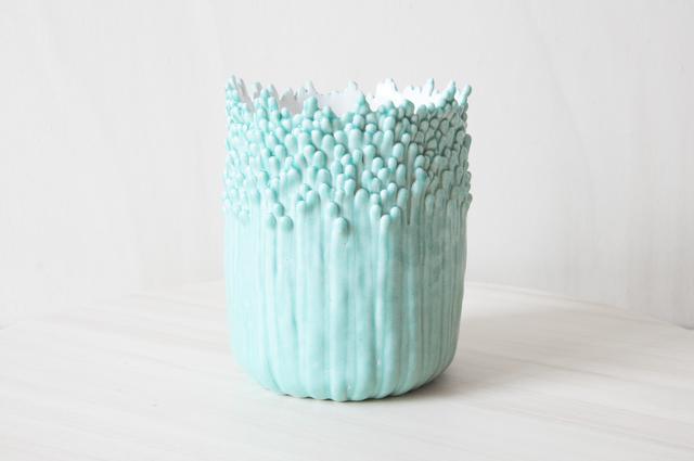 , 'Cache-pot ascensionnel floral celadon ,' 2019, Rademakers Gallery