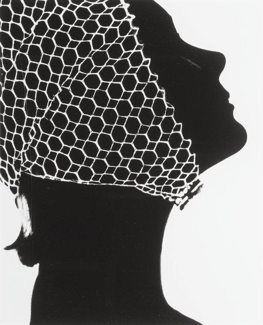 Lillian Bassman, 'Mesh Hat', 1950s, Heritage Auctions