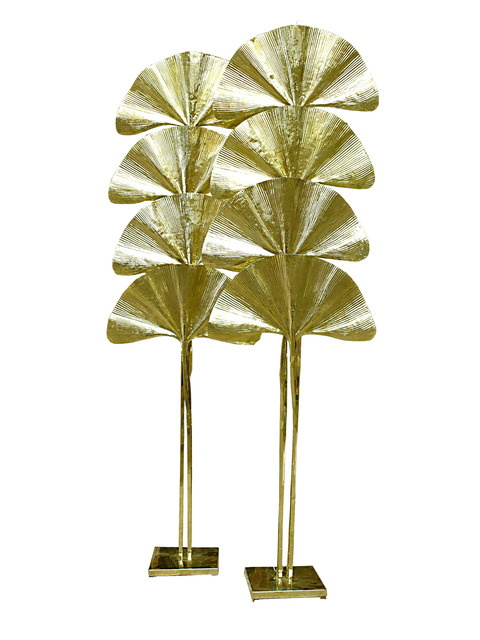 , 'lamparas de bronce,' , Rodrigo Rivero Lake