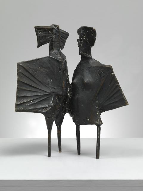, 'Winged Figures,' 1970, Osborne Samuel
