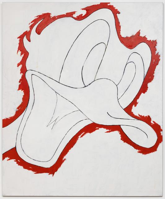 , 'Donald Duck,' 1998, Ghebaly Gallery