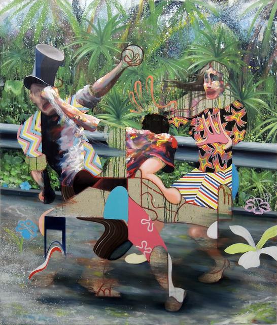 Thomas Agrinier, 'La mauvaise Réciprocité', 2019, Mark Hachem Gallery