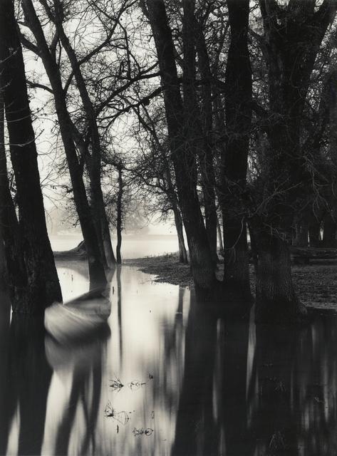 , 'Phantom Canoe, California,' 2000, Photography West Gallery