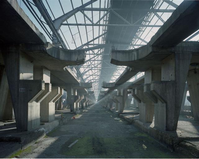 , 'Aluminium smelter, Societa Anomima Veneta Alluminio, Porto Marghera, Italy, 2012,' 2012, Polka Galerie