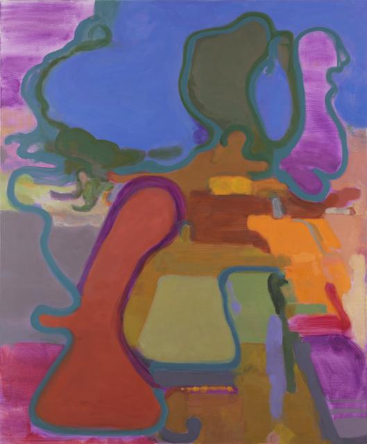 Elizabeth Hazan, 'Last Night', 2019, Johannes Vogt Gallery