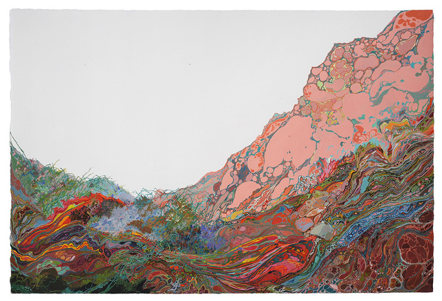 , 'Mountain 山脉 #0003,' 2014, ART LABOR Gallery