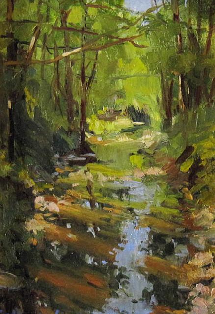 Eddie Corkery, 'Summer Glade', ca. 2000, Janus Galleries