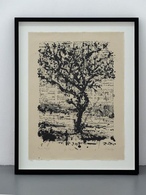 , 'Stone Tree II,' 2013, gdm