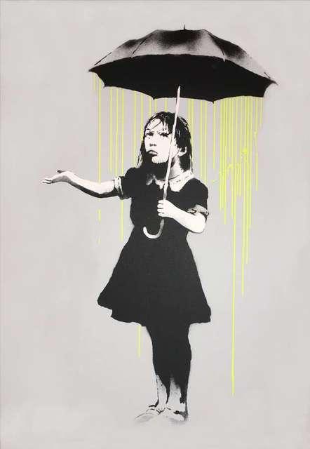 Banksy, 'Nola (Yellow Rain)', ca. 2008, EXTRAORDINARY OBJECTS