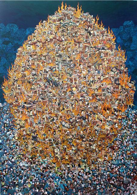 , 'Hive,' 2017, Mizuma Art Gallery