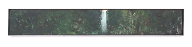 , 'Waterfall Drawing 5,' 1990, Peter Blake Gallery