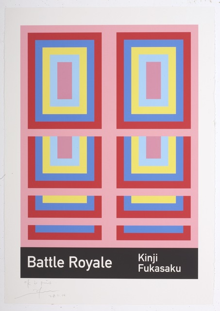 , 'Battle Royale,' 2006, STPI