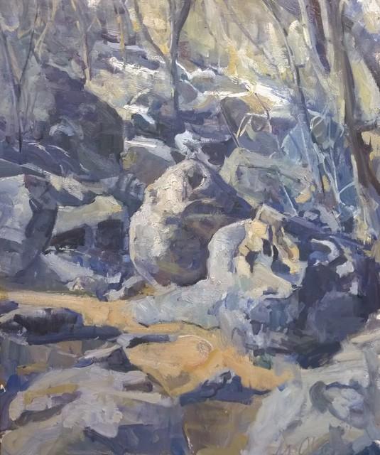 , 'Trailhead,' 2015, Gallery 1261