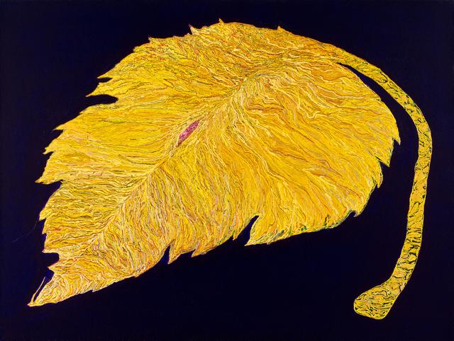 , 'LEAF,' 2014, Merkur