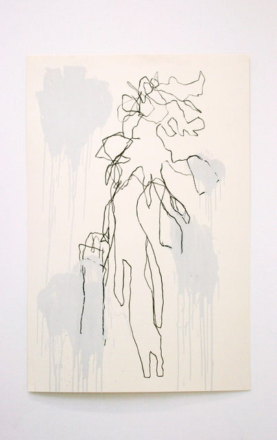 , 'Etude n°60,' 2015, Galerie Christophe Gaillard