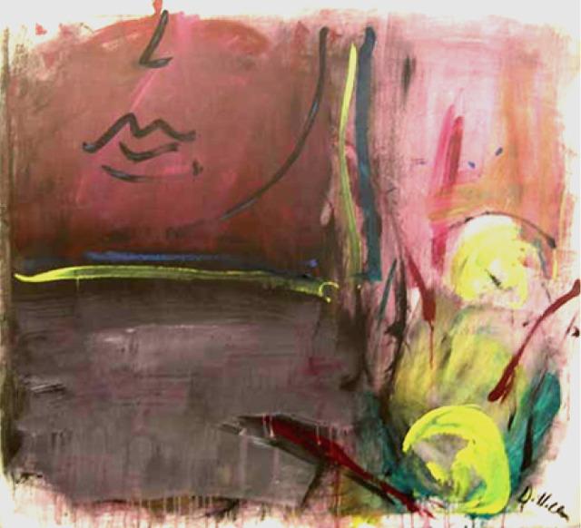 , 'Mask of Spring II,' 1950, Walter Wickiser Gallery
