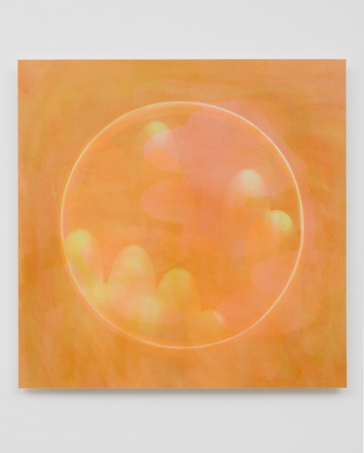 , 'The Eye and the Planets (#12),' 2016, Laure Genillard