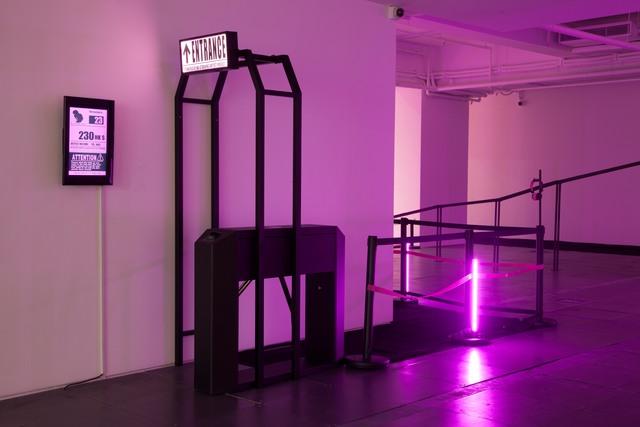 , 'No Starving Artists: Entrance,' 2017, de Sarthe Gallery