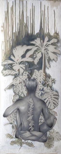 , 'Terrarium back, diptych,' 2012, Galeria Senda