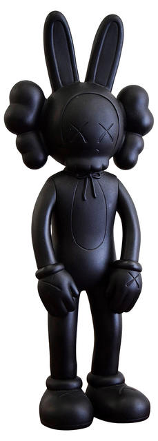 KAWS, 'Accomplice (Black)', 2002, Dope! Gallery