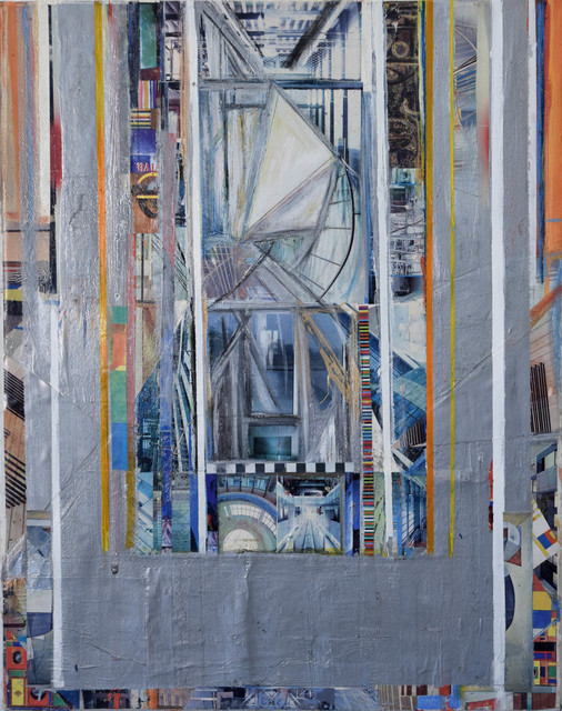 , 'Silver Window,' 2015, Fountain House Gallery