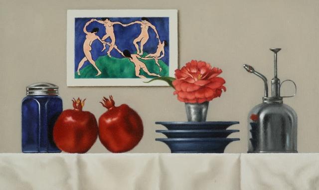 , 'In the Garden with Matisse,' 2016, Andra Norris Gallery