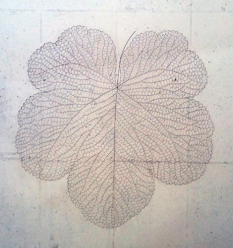 , 'The Leaf 132160,' 2013, Leehwaik Gallery