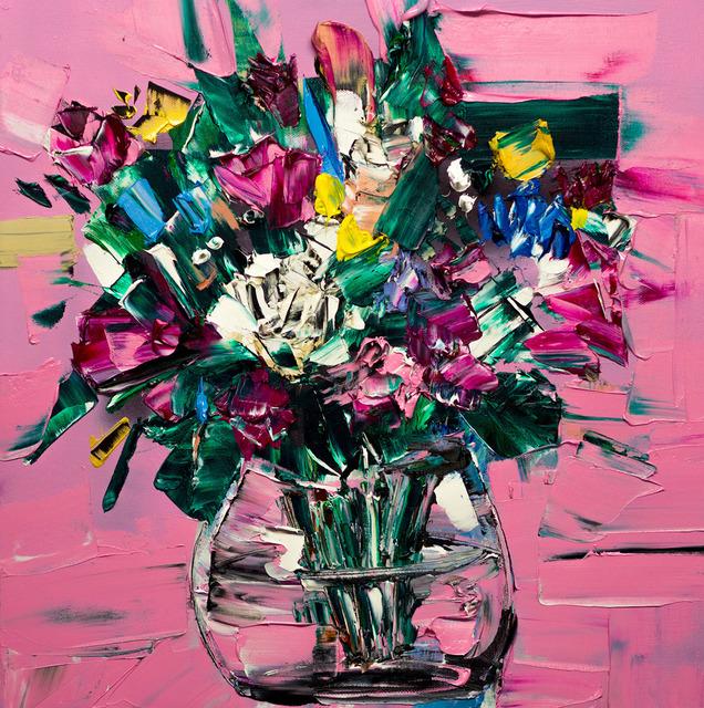 , 'In Bloom,' , Wallspace