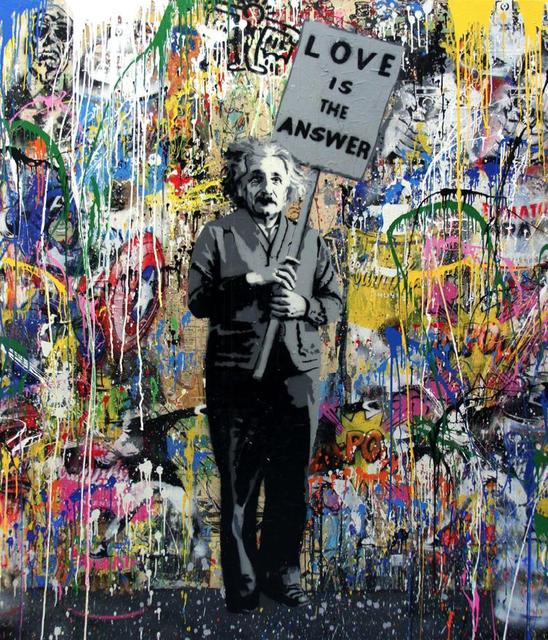 , 'Einstein,' 2015, Zemack Contemporary Art